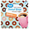 Great Value 100% Arabica Donut Shop Coffee Pods, Medium Roast, 48 Count