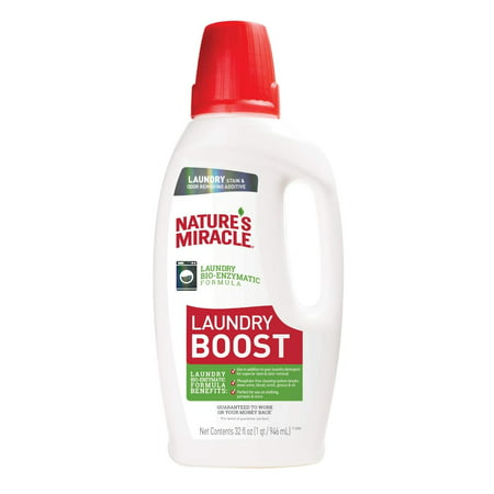 Nature S Miracle Laundry Boost With Stain And Odor Remover