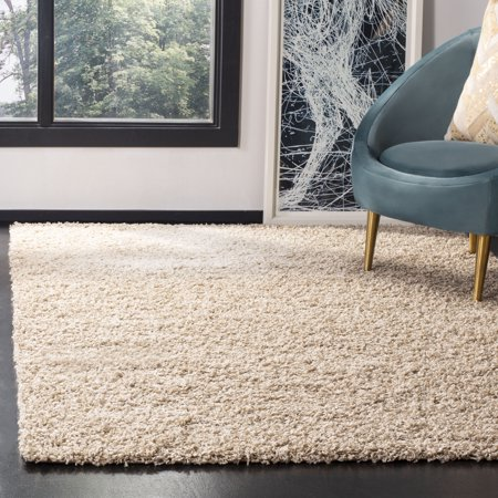 Safavieh Lavena Solid Plush Shag Area Rug or Runner