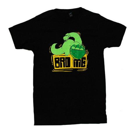 Bro Me Dinosaur Funny Adult T-Shirt Tee (Dinosaur Shirts For Adults)