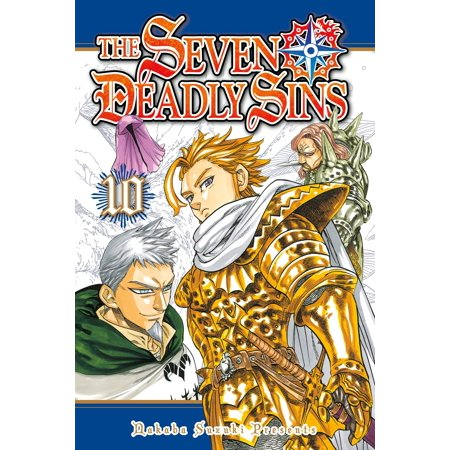 The Seven Deadly Sins 10 - The Seven Sins Of Halloween