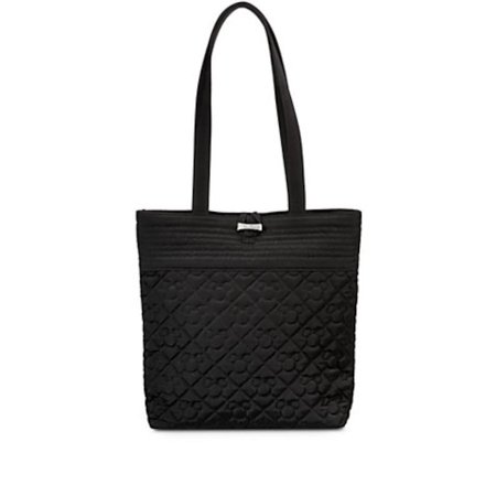 Disney - Disney Parks Mickey Icon Microfiber Black Tote by Vera Bradley New  with Tags - Walmart.com ba4fe2bf23cd0