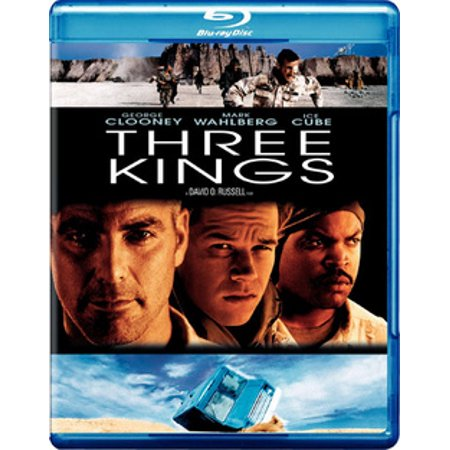 Three Kings Three Wisemen - Three Kings (Blu-ray)