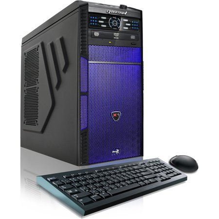 CybertronPC Hellion TGM1213B Gaming PC with AMD FX-6300 Hexa-Core Processor, 16GB Memory, 1TB Hard Drive and Windows 8.1 (Monitor Not Included) (Free Windows 10 Upgrade before July 29, 2016)