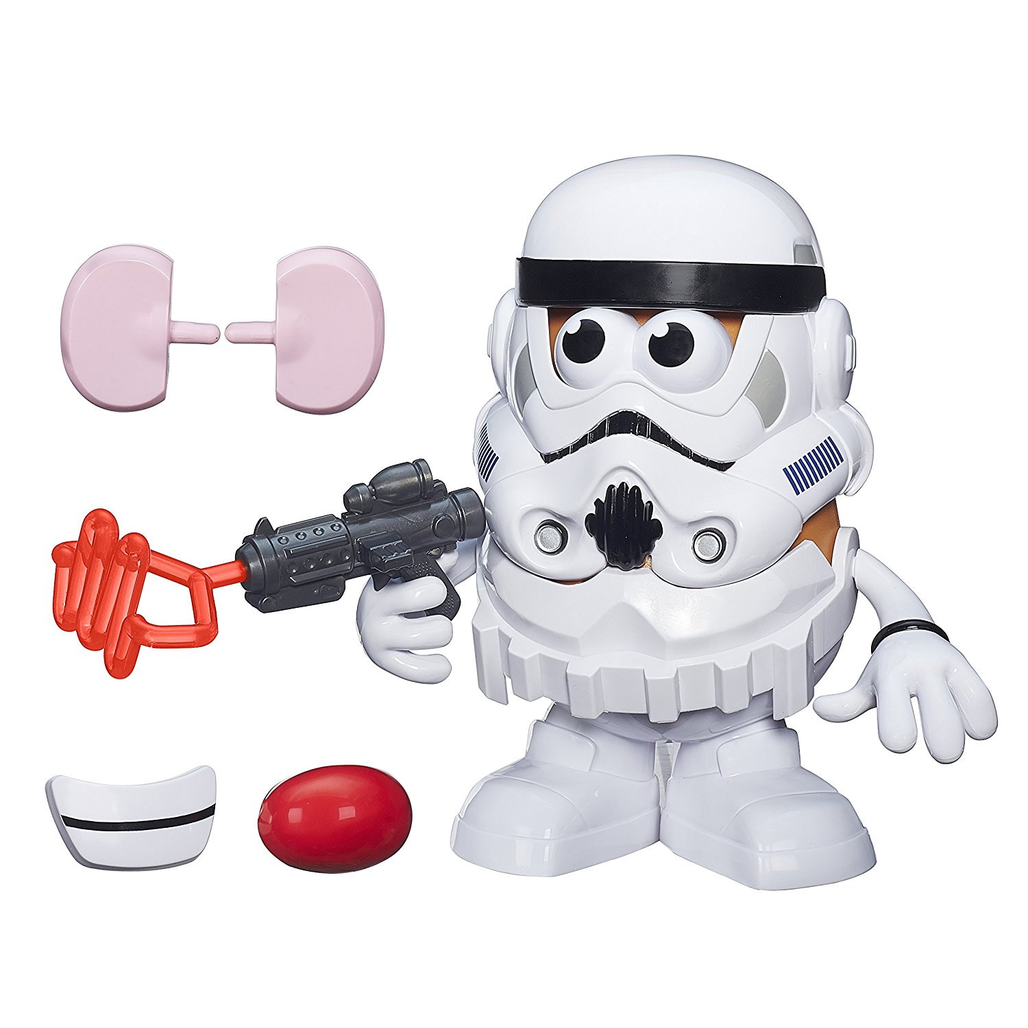 Playskool Mr. Potato Head Spudtrooper, Mr. Potato Head as a blaster-toting Stormtrooper By Mr Potato Head by