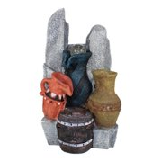 ESSENTIAL D COR & BEYOND, INC Polyresin Water Fountain