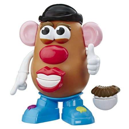 Mr. Potato Head Movin' Lips Electronic Interactive Talking Toy Talking Heads Deck