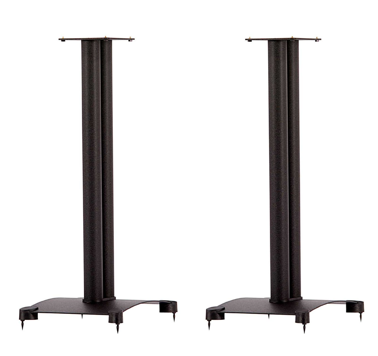 Sanus SF30-B1 Steel Foundations 30-inch Speaker Stands (PAIR) by Sanus