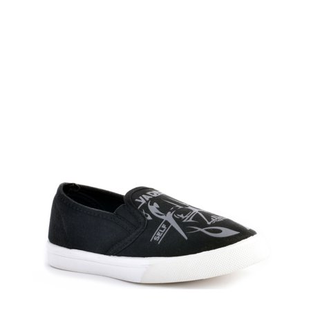 Disney Star Wars Darth Vader Boy'S Slip-On Shoes (Shoes Disney)