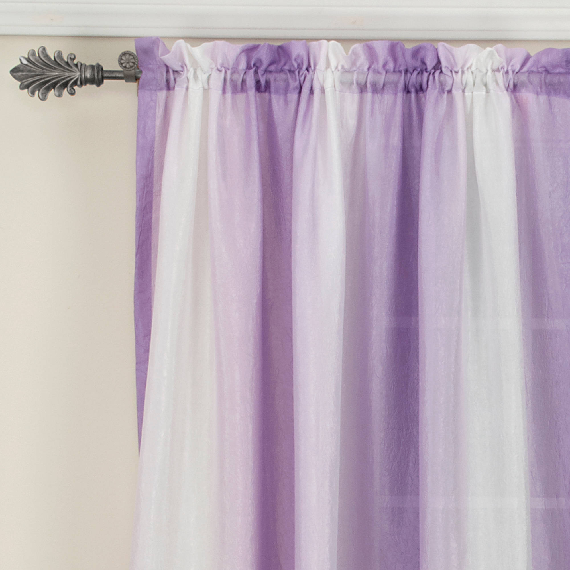 garden overstock today home curtains dream panels product circle of lush free inch shipping decor curtain set purple