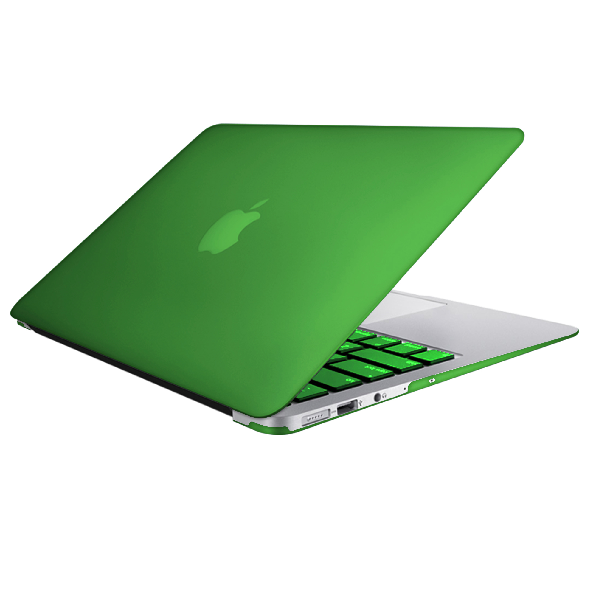 cheap for discount 6080a 76096 Rubberized Hard Case With Keyboard Cover For Macbook Air 13