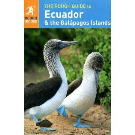 The Rough Guide To Ecuador   The Galapagos Islands