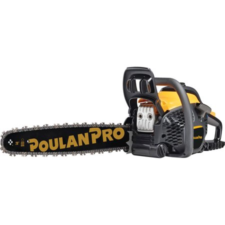 Poulan Pro 20-inch 50cc Two-Cycle Gas Engine Chainsaw