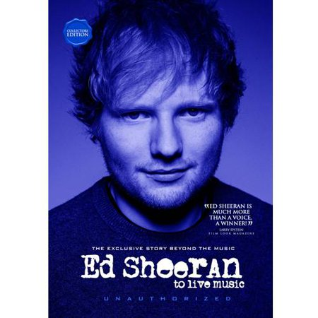 Ed Sheeran: To Live Music (DVD)