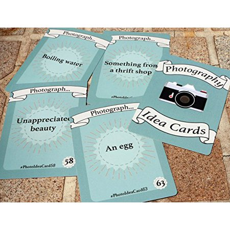 Photography Idea Cards -- Original Deck - image 1 of 3