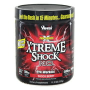 ANSI (Advanced Nutrient Science) - Xtreme Shock N.O. Pro Series Pre-Workout Shock Berry - 11.3 oz.