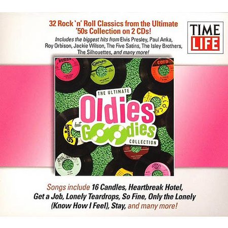 The Ultimate Oldies But Goodies Collection (2CD) - Walmart com