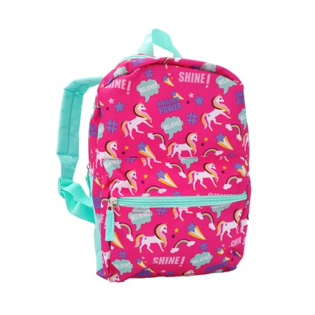 Wonder Nation Pink Unicorn Backpack