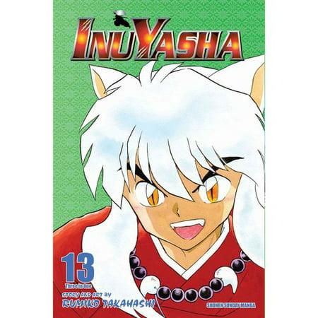 Inuyasha 13: Vizbig Edition by