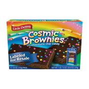 Little Debbie Cosmic Brownies, 4 Ounce (6 Pack)