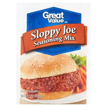 how to make sloppy joe mix