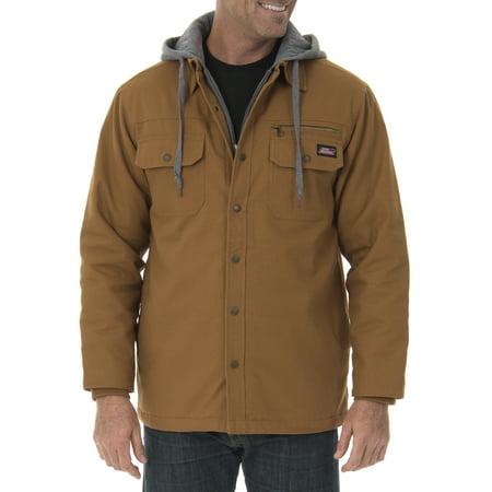 Men's Canvas Shirt Jacket