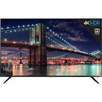 "TCL 75"" Class 4K UHD LED Roku Smart TV HDR 6 Series 75R617"