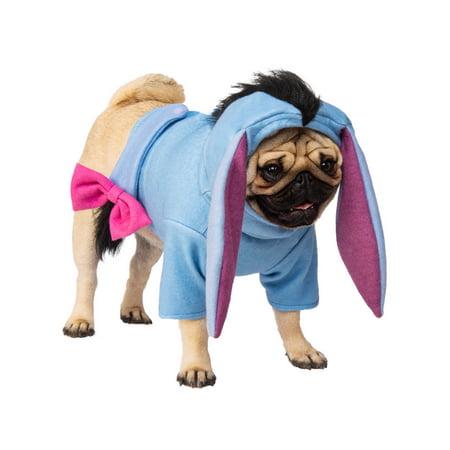 Eeyore Pet Costume - Size - Eeyore Costume Diy