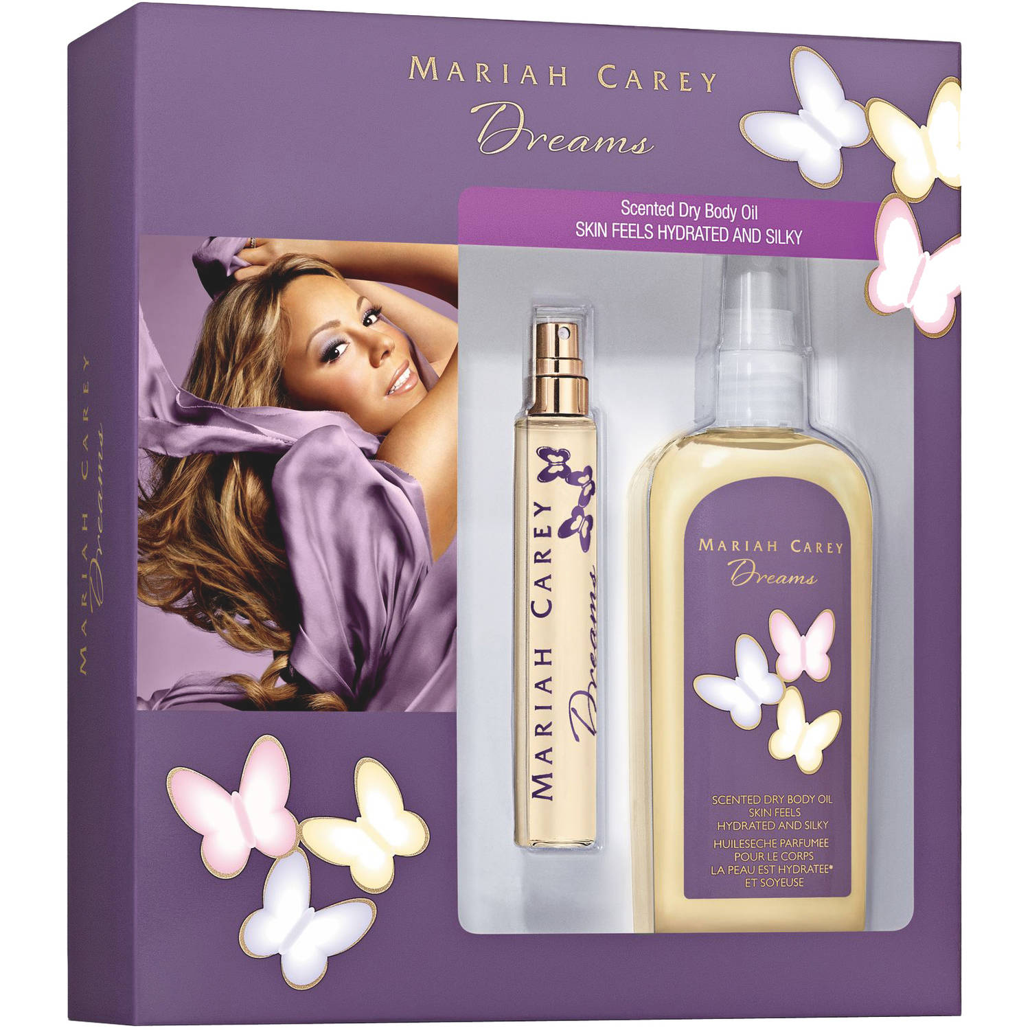 Mariah Carey Dreams Fragrance Gift Set, 2 pc