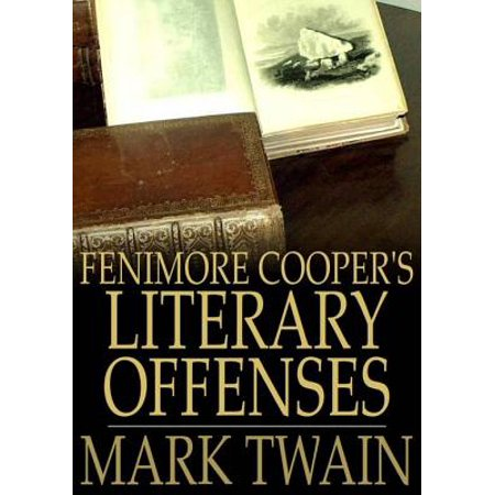 Fenimore Cooper's Literary Offenses - eBook (Defending The Spread Offense With The 4 4)