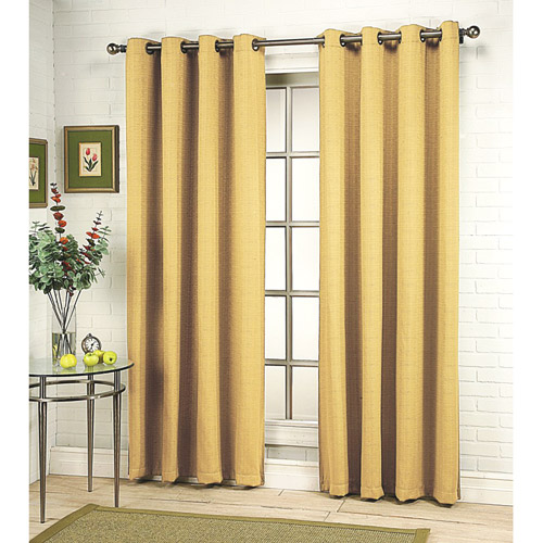 Gramercy Grommet Curtain Panel