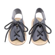 Puloru Baby Girl Shoes, Soft-Soled Sneaker Hollow-out Gift Leather Sandal