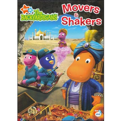 Backyardigans: Movers & Shakers (Old Version)