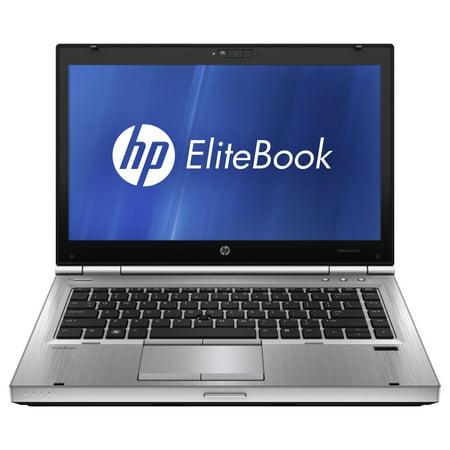 HP EliteBook 8470p Intel i5-3210M 2.50Ghz 8GB RAM 320GB HDD Win 10 Home (Hp Elitebook 8470p Laptop Core I5 Windows 10)