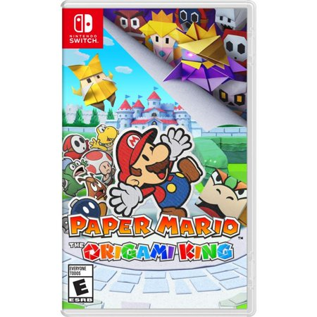 Paper Mario™: The Origami King, Nintendo, Nintendo Switch, 045496596767