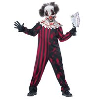 Kids Killer Klown Boys Horror Halloween Costume