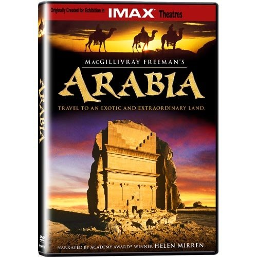 IMAX: Arabia (Anamorphic Widescreen) by IMAGE ENTERTAINMENT INC