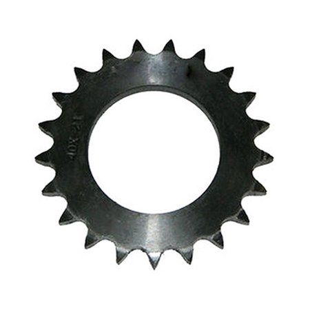Double Sprocket (DOUBLE HH MFG 86416 16T #40 Chain Sprocket)