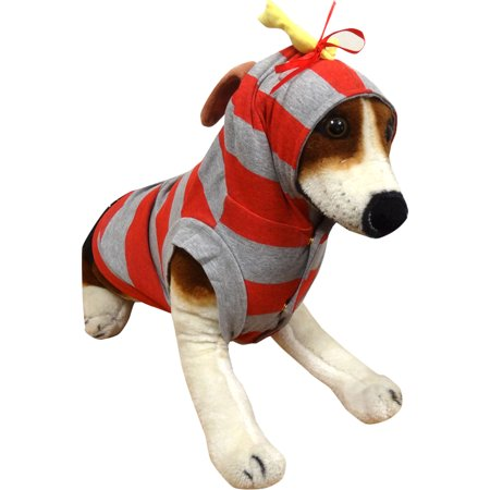 Dr. Seuss The Grinch Max Dog Costume Hoodie Union Suit