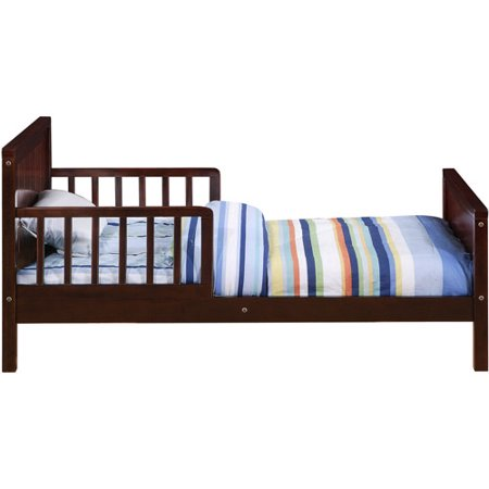 Baby Relax Nantucket Toddler Bed Dark Cherry