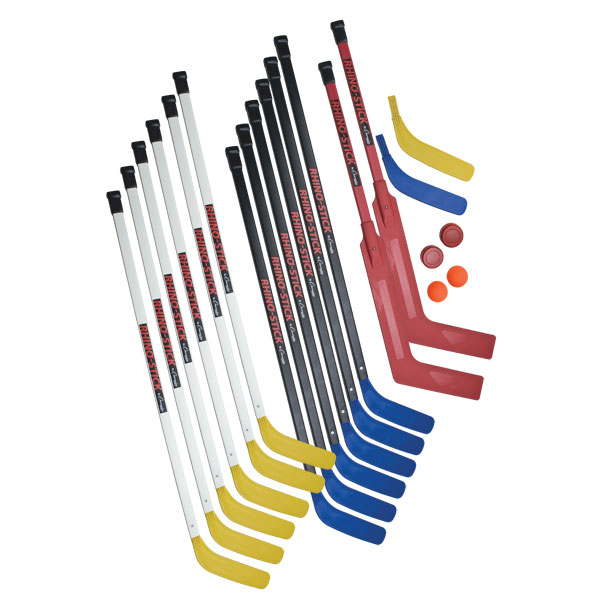 "47"" Rhino Stick Senior Hockey Set by Champion Sports"