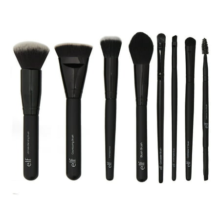 Low Price Cosmetics (e.l.f. Cosmetics 8 Piece Value Brush Set ($27)