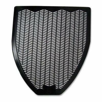 Genuine Joe Deodorizing Z-Mat Urinal Mat, Black ()