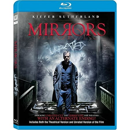 Mirrors Unrated  Blu Ray
