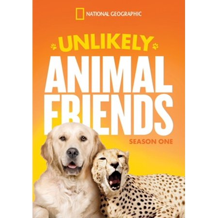 Friends Animal - National Geographic: Unlikely Animal Friends (DVD)