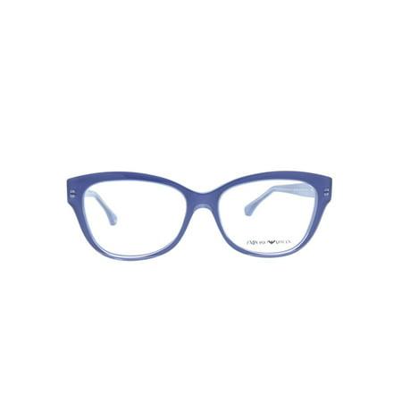 Emporio Armani EA 3033F 5225 Purple Eyeglasses 55mm -