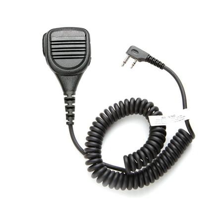 Ranger M2 Speaker Microphone for Kenwood 2 Pin Jack Radio