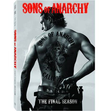 Sons Of Anarchy  The Complete Seventh Season  Widescreen