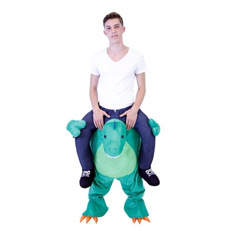 Ride On Piggyback Dinosaur Adult Standard Costume