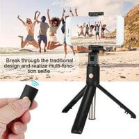 Selfie Tripod, Phone Tripod, K07 All-round Self-timer Selfie Rod Holder Stand Bracket Mobile Phone Tripod